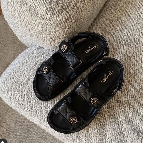 Chanel Dad Sandals